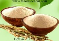 Công dụng làm đẹp của bột cám gạo nguyên chất !!!