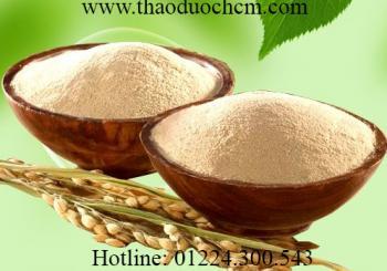 Mua bán bột cám gạo tại quận Hoàn Kiếm giúp giữ ẩm da hiệu quả tốt nhất