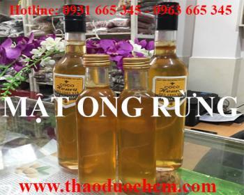 Mua bán mật ong rừng tại huyện Ba Vì có tác dụng bồi bổ sức khỏe an toàn