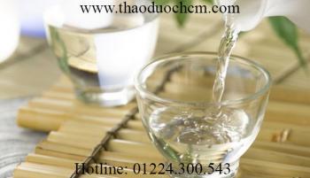 Mua bán rượu trắng tại TPHCM dùng để ngâm thuốc tốt nhất