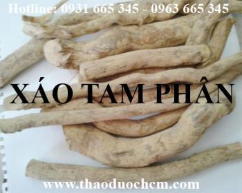 Mua xáo tam phân tại Hà Nội uy tín chất lượng tốt nhất