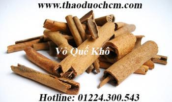 Mua bán vỏ quế bột quế tại quận Gò Vấp giúp điều trị đau bụng kinh