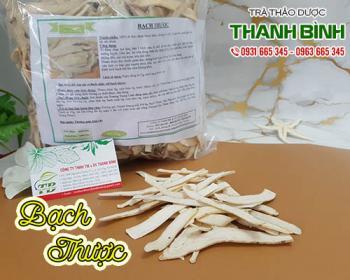 Mua bán bạch thược ở quận Phú Nhuận giúp lợi tiểu, thanh nhiệt giải độc
