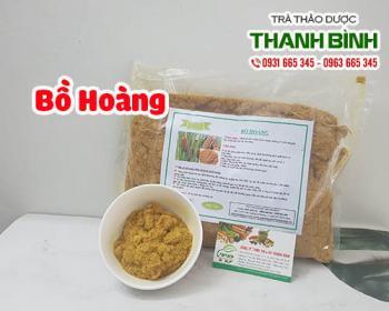 Mua bán bồ hoàng ở quận Tân Phú giúp trị tiểu khó và chứng đau bụng kinh