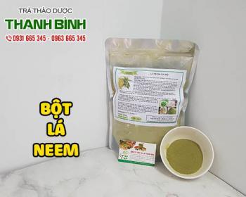 Mua bột lá neem ở đâu tại TPHCM?
