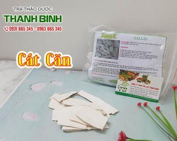 Mua bán cát căn ở quận Bình Tân rất tốt trong việc giải cảm nóng và hạ sốt