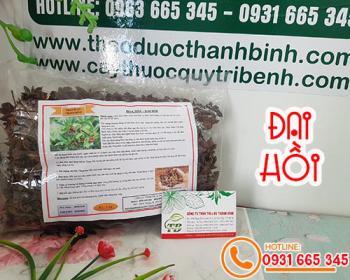Mua bán đại hồi (hoa hồi) ở quận Phú Nhuận giúp điều trị choáng váng
