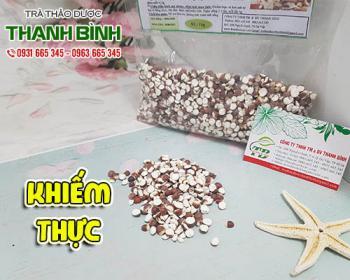 Mua bán khiếm thực ở huyện Cần Giờ giúp điều trị kém ăn và tiêu chảy