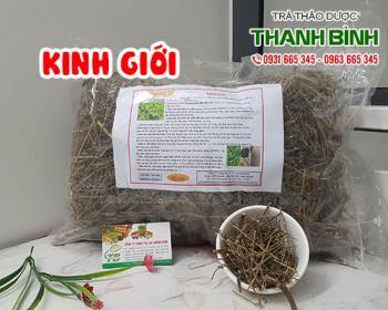 Mua bán kinh giới ở quận Bình Tân giúp thải độc thanh nhiệt cơ thể rất tốt