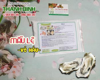 Mua bán mẫu lệ ở quận Bình Tân giúp điều trị chảy máu do băng huyết