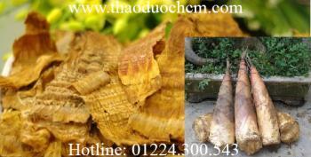 Mua bán măng khô ở Vĩnh Phúc có tác dụng trị hen phế quản rất tốt