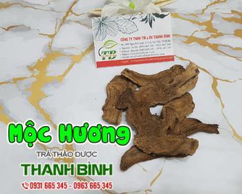 Mua bán mộc hương tại huyện Ba Vì có tác dụng trị đầy bụng, ăn khó tiêu