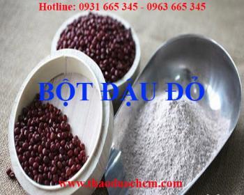 Mua bán bột đậu đỏ tại Quảng Ninh rất tốt trong việc điều trị bí tiểu