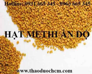 Mua bán hạt methi Ấn Độ tại huyện Chương Mỹ có tác dụng chữa viêm da