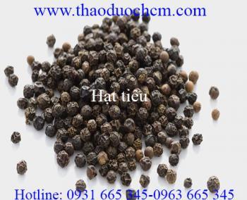 Mua bán hạt tiêu ở quận Tân Phú có tác dụng dùng làm đẹp hiệu quả