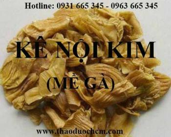 Mua bán kê nội kim (mề gà) tại huyện Quốc Oai chữa chướng bụng đầy hơi