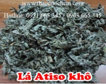 Mua bán lá atiso tại Quảng Ngãi có tác dụng giúp mát gan giải độc