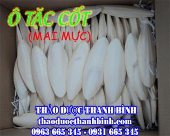 Mua bán ô tặc cốt tại Thái Bình giúp điều trị bệnh trĩ nội gây chảy máu