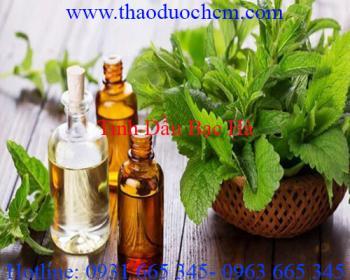 Mua bán tinh dầu bạc hà tại Ninh Bình có tác dụng điều trị vết thương