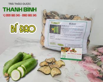 Mua bán bí đao ở quận Phú Nhuận giúp thải độc và thanh nhiệt cơ thể