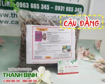 Mua bán câu đằng ở quận Bình Tân giúp bảo vệ tế bào thần kinh, trấn kinh