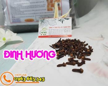 Mua bán đinh hương ở huyện Bình Chánh giảm đau nhức răng lợi, xương khớp