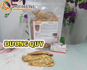 Mua bán đương quy ở quận Tân Bình giúp kháng viêm, tiêu sưng, giảm đau