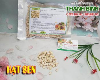 Mua bán hạt sen tại TPHCM uy tín chất lượng tốt nhất