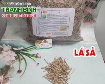 Mua bán lá sả ở quận Bình Thạnh giúp điều trị tiêu chảy đau bụng rất tốt