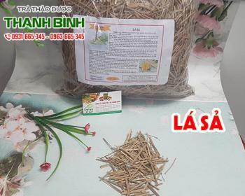 Mua bán lá sả ở huyện Bình Chánh giúp chống nhiễm trùng và giảm đau