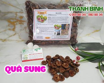 Mua bán quả sung ở quận Tân Phú giúp phòng ngừa táo bón, giúp nhuận tràng
