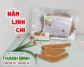 Mua bán nấm linh chi tại quận 7 hỗ trợ thanh nhiệt và thải độc cơ thể