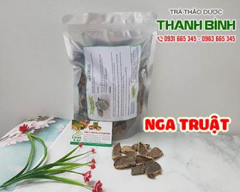 Mua bán nga truật ở quận Bình Thạnh giúp kích thích tiêu hóa và bổi bổ