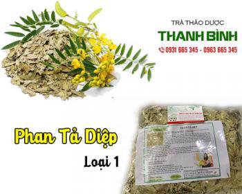 Mua bán phan tả diệp ở quận Tân Bình giúp nhuận tràng và điều trị táo bón