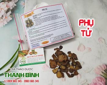 Mua bán phụ tử ở huyện Bình Chánh giúp giảm đau và trị viêm phế quản
