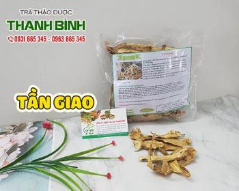 Mua bán tần giao ở quận Gò Vấp giúp kháng viêm giảm đao do tê bì chân tay