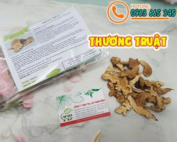 Mua bán thương truật ở quận Phú Nhuận giúp điều trị rối loạn tiêu hóa
