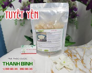 Địa điểm bán tuyết yến tại Hà Nội giúp điều hòa huyết áp tốt nhất